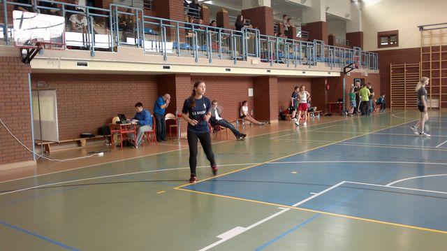 Zdjęcia z galerii fotografii Sukces w Jurajskiej Gimnazjalnej Lidze Badmintona