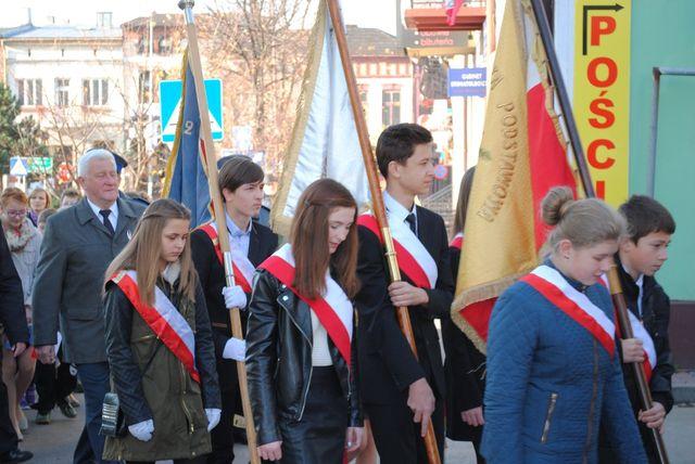 Zdjęcia z galerii fotografii Obchody Narodowego Święta Niepodległości w Wolbromiu